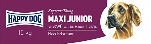 Happy Dog Hundefutter 3429 Young Maxi Junior 23 15 kg - 4