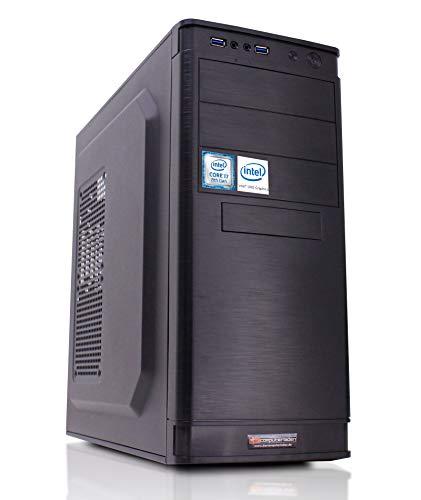 dercomputerladen Office Aufrüst PC IT-5905 Intel i7-8700 6x3.2 GHz - 32GB DDR4, Intel UHD Grafik 630 1GB, Computer Desktop Rechner