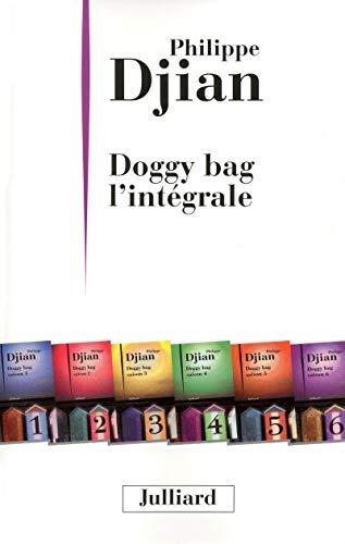 Doggy bag L'intégrale (Stoff-werk-taschen)