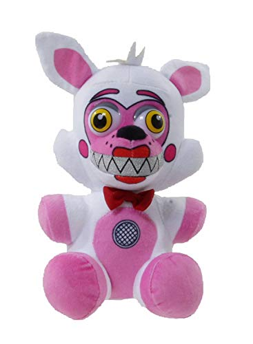 Five Nights At Freddys - Funtime Foxy Plush - Brand New - 25cm 10""