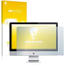 "upscreen Reflection Shield Protector Pantalla Mate Apple iMac 21.5"" 7a generación Película – Antireflejos, Anti-Huellas"