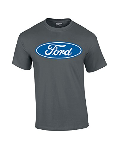 Ford T-shirt Blue Ford Logo