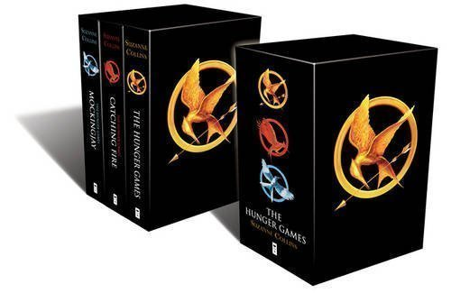 Price comparison product image The Hunger Games Trilogy - 3 Book Set|Mockingjay Classic, Catching Fire Classic, The Hunger Games Classic
