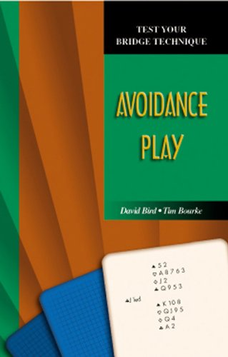 Avoidance Play (Test Your Bridge Technique Book 7) (English Edition)