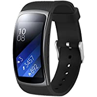 EloBeth For Samsung Gear Fit2 Strap, Fit2 Accessories Milanese Magnetic Stainless Steel Bracelet Strap Replacement Band Watch Wrist Bands For Samsung Gear Fit 2 SM della R360 Watch Fitness Tracker