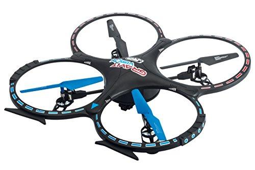 Gravit Vision Quadrocopter 2.4 Ghz mit HD-Camera Mode 2