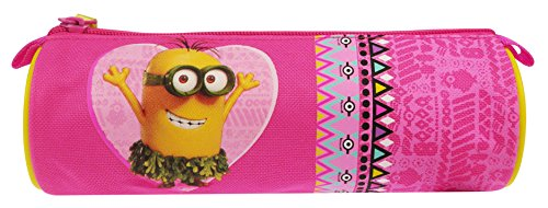 Minions Hawaii estuche escolar