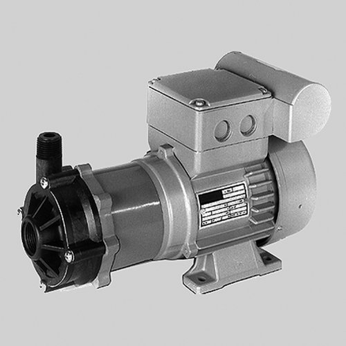 Thomafluid Magnetgekuppelte Industrie-Kreiselpumpe 230 V, Werkstoff Pumpenkopf: PP, max. Förderleistung: 51 l/min. thumbnail