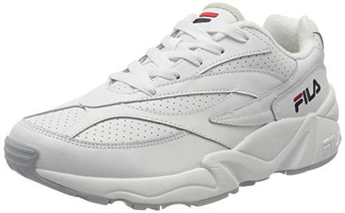 Fila 1010756-1fg, Zapatillas para Mujer, Blanco, 37 EU