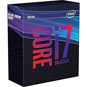 Comprar CPU Intel Core i7-9700K BOX
