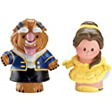 Fisher-Price Little People Disney 2 Pack: Belle & Beast