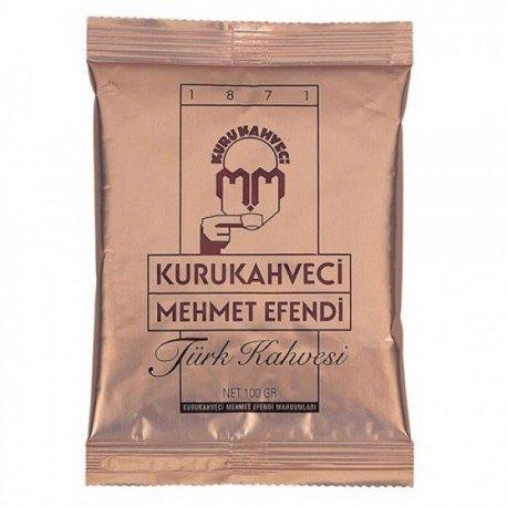 Sparpaket Mehmet Efendi Türkischer Mokka Kaffee 300g, (3 x 100g Packung)