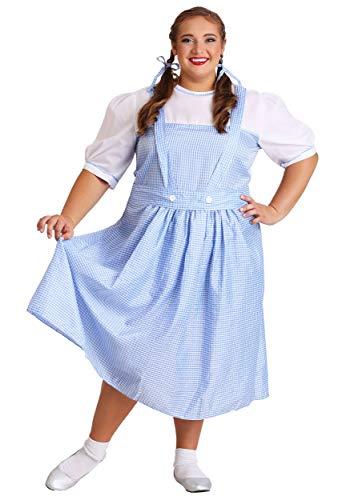 Kansas Girl Plus Size Fancy dress costume Plus Size 26