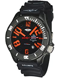 Tauchmeister professional diver watch Swiss movt. 200m screwed crown T0237