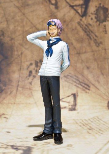 Figuarts Zero Coby & Helmeppo (PVC Figure) Bandai One Piece [JAPAN] [Toy] (japan import) 4
