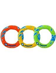 Schildkroet Funsports 970209 - Anillos buceo Neopreno , multicolor, tamaño M