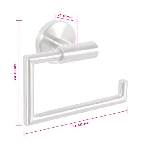 Genial Bad Serie Piazza   Toilettenpapierhalter, Aus Hochwertigem Edelstahl, Matt