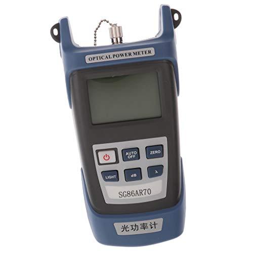 KESOTO Fiber Optic Power Meter Werkzeug Optische Tester Visual Fault Locator Faser Kabel Tester LCD Anzeige