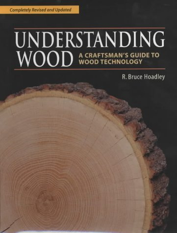 Understanding Wood: A Craftsman's Guide to Wood Technology by Hoadley. R.Bruce ( 2000 ) Hardcover
