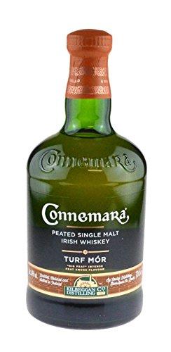 Connemara Turf Mor Single Malt Irish Whisky 0,7l mit Geschenkpackung