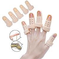 sumifun Fingerschiene Verlängerung für Trigger Finger, Brace Fingerschiene Mallet, Schaumstoff gefüttert, formbare... preisvergleich bei billige-tabletten.eu