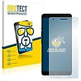 BROTECT AirGlass Protector Pantalla Cristal Flexible Transparente para InFocus M810 Protector Cristal Vidrio - Extra-Duro, Ultra-Ligero, Ultra-Claro