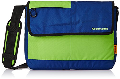 Fastrack Laptop Blue Messenger Bag -A0610Nbl01