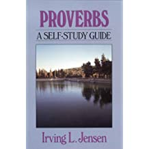 Proverbs (Bible Self Study Guides) (Everyman's Bible Commentary Series)