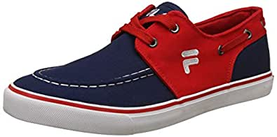 Fila Men's Max Ii Pea/CHN Rd Sneakers-10 UK/India (44 EU) (11006482)