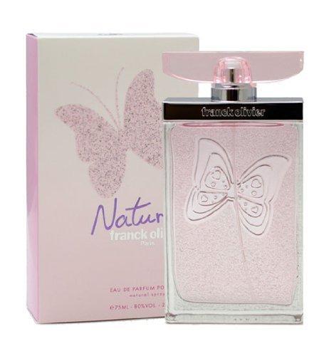 2.5 Edp Spray (Nature FOR WOMEN by Franck Olivier - 2.5 oz EDP Spray by Franck Olivier)