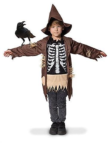 Folat 63275 - Vogelscheuche Junge, 116-134 (Amazon Halloween-kostüme Für Kinder)
