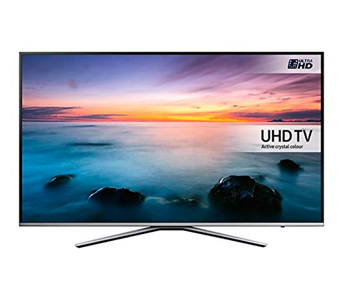 Samsung UE55KU6400 55-inch 4K Ultra HD Smart TV – Silver