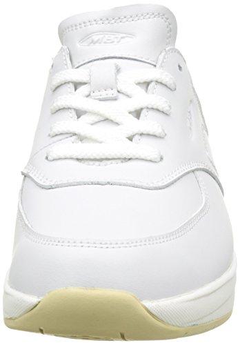 Mbt Ladies Sneaker Bianco