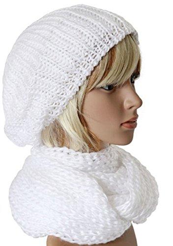One Size Mit 100/% Poliester gef/üllt In verschiedenen Farben erh/ältlich Warme Woll-Winter-M/ütze mit einem Bommel Angenehm zu tragen Herbst Winter