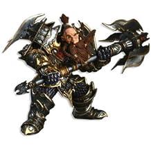 World of Warcraft Serie 1 - Thargas Anvilmar: Dwarf Warrior Actionfigur