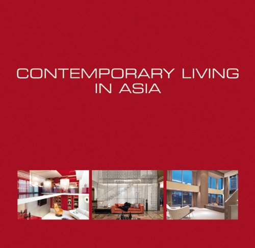 Contemporary living in Asia.: Demeures contemporaines en Asie. Hedendaags wonen in Azie. Ouvrage multilingue. par Wim Pauwels