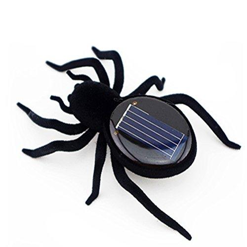 Juguete solar TOYMYTOY Araña solar juguete de Halloween juguete de regalo para niños adultos