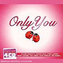 Coffret 4 CD : Only You