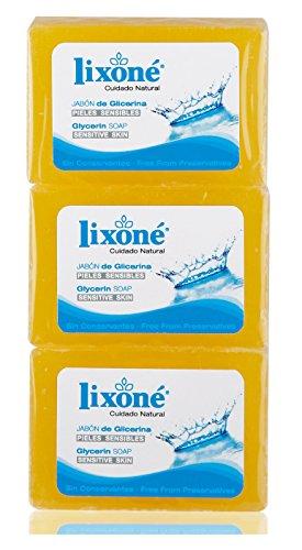 Lixone - Jabón de glicerina natural