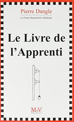 Le livre de l'apprenti