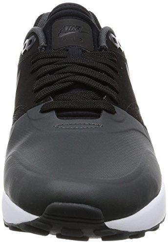 Nike Air Max 1 Ultra 2.0 Se, Scarpe da Ginnastica Uomo Nero (Anthracite/Black/Black/White)