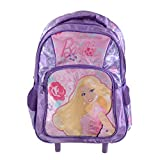 Barbie, Sac à Dos Enfant Violet Violet Barbie Trolley Backpack