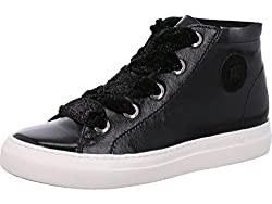 Paul Green Damen Sneaker 4628 4628-001 schwarz 344734