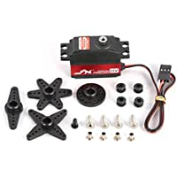 LasVogos JX PDI-HV2546MG 25g Metal Gear Digital HV Tail Servo para RC 450 500