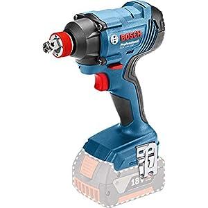 Bosch Professional GDX 18V-180 Llave de impacto a batería, sin batería, 180 Nm, tornillos hasta M14, en caja, 18 V