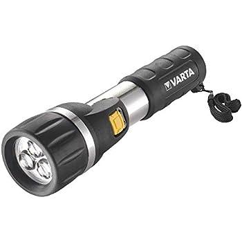 Varta Taschenlampe Palm Light inkl 4,5V Batterie 16645