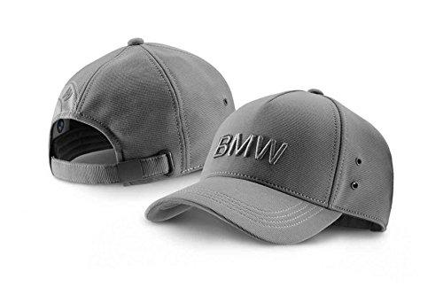 Original BMW Collection Emblem-Pin Schirmmütze verstellbarer Platz grau 80162411104 (Herren-emblem)