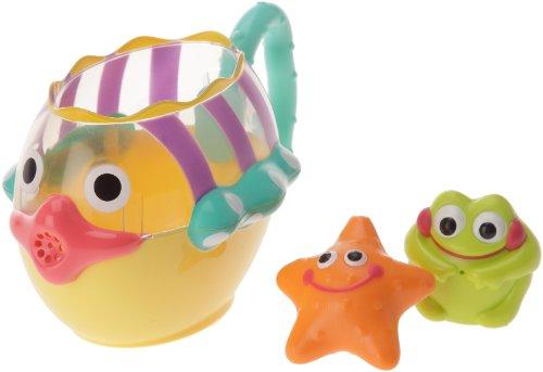 Babysun Jouet de Bain L'Aquarium et ses aspergeurs