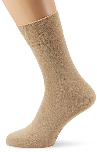 ELBEO Herren Socken Sensitive Bamboo Beige (Leinen 9960)