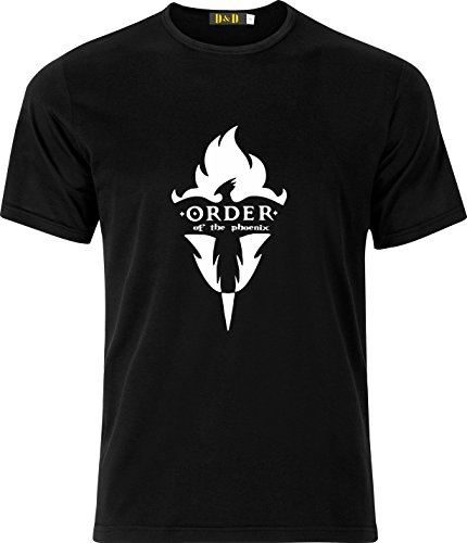 magic moments Order of The Phoenix Harry Potter Gift Xmas Cotton t Shirt